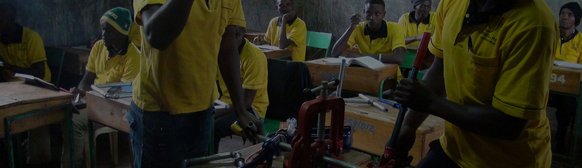 Providing Skills Training for Employment